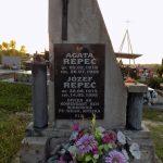Nagrobek na cmentarzu parafialnym w Wirkowicach